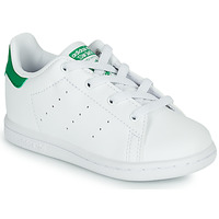 Scarpe Unisex bambino Sneakers basse adidas Originals STAN SMITH EL I SUSTAINABLE Bianco / Verde