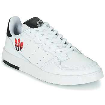 Scarpe Donna Sneakers basse adidas Originals SUPERCOURT Bianco / Nero