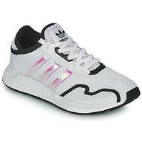 Scarpe Bambina Sneakers basse adidas Originals SWIFT RUN X J Bianco