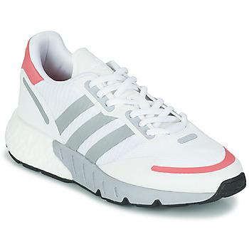 Scarpe Donna Sneakers basse adidas Originals ZX 1K BOOST W Bianco / Rosa