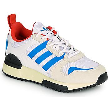 Scarpe Unisex bambino Sneakers basse adidas Originals ZX 700 HD J Beige / Blu
