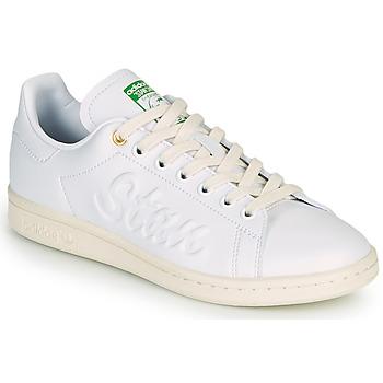 Scarpe Sneakers basse adidas Originals STAN SMITH SUSTAINABLE Bianco