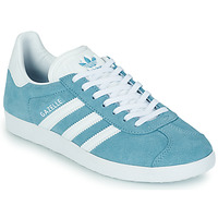 Scarpe Donna Sneakers basse adidas Originals GAZELLE W Blu