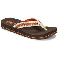 Scarpe Donna Infradito Cool shoe NUBE Marrone