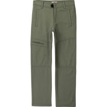 Abbigliamento Bambino Pantalone Cargo Timberland CARGOTA Kaki