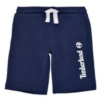 Abbigliamento Bambino Shorts / Bermuda Timberland SHOTA Marine