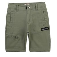 Abbigliamento Bambino Shorts / Bermuda Timberland KLOPA Kaki