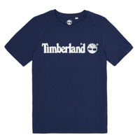 Abbigliamento Bambino T-shirt maniche corte Timberland VUILL Marine