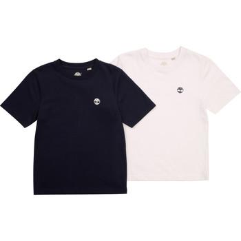 Abbigliamento Bambino T-shirt maniche corte Timberland FONNO Multicolore