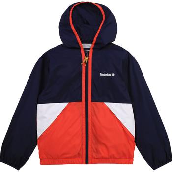 Abbigliamento Bambino giacca a vento Timberland COPPO Multicolore