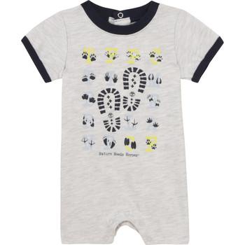 Abbigliamento Bambino Tuta jumpsuit / Salopette Timberland SUPLLI Grigio