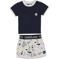 Abbigliamento Bambino Completo Timberland PITTI Multicolore