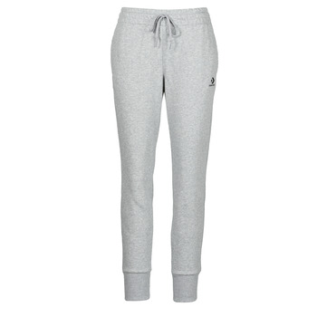 Abbigliamento Donna Pantaloni da tuta Converse WOMENS EMBROIDERED STAR CHEVRON PANT FT Grigio