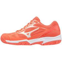 Scarpe Bambina Sneakers basse Mizuno ATRMPN-22810 Rosso