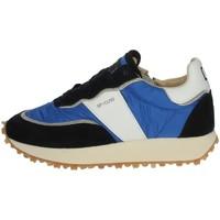 Scarpe Unisex bambino Sneakers basse Date J311 BLU