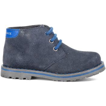 Scarpe Unisex bambino Stivaletti Lumberjack SB64509 001 A01 Blu