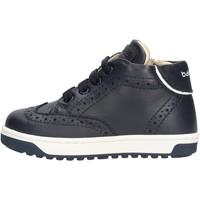 Scarpe Bambino Sneakers alte Balducci - Polacchino blu CSP4101 BLU