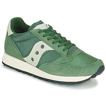 Scarpe Uomo Sneakers basse Saucony JAZZ VINTAGE Verde