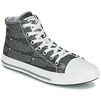Scarpe Donna Sneakers alte John Galliano GERMAINE Nero