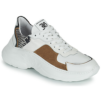 Scarpe Donna Sneakers basse John Galliano MISTEY Bianco