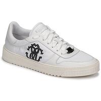 Scarpe Uomo Sneakers basse Roberto Cavalli GEL Bianco
