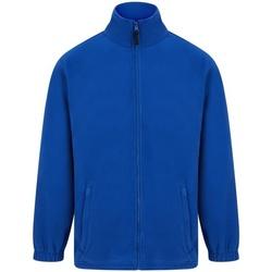 Abbigliamento Uomo Felpe in pile Absolute Apparel  Blu reale
