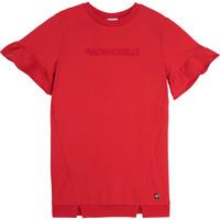 Abbigliamento Bambina Abiti corti Carrément Beau Y12234-992 Rosso