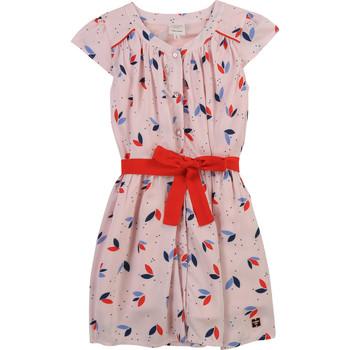 Abbigliamento Bambina Abiti corti Carrément Beau Y12246-44L Rosa