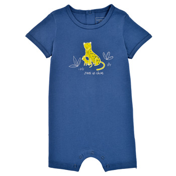 Abbigliamento Bambino Tuta jumpsuit / Salopette Carrément Beau Y94205-827 Blu