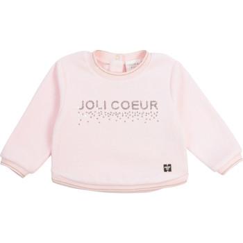 Abbigliamento Bambina Felpe Carrément Beau Y95254-44L Rosa