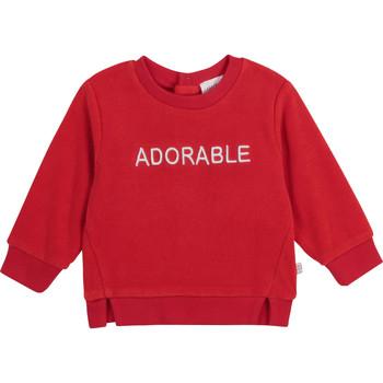 Abbigliamento Bambina Felpe Carrément Beau Y95256-992 Rosso