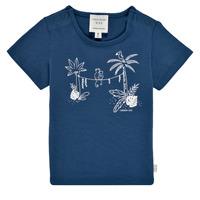Abbigliamento Bambino T-shirt maniche corte Carrément Beau Y95274-827 Marine