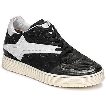Scarpe Donna Sneakers basse Airstep / A.S.98 ZEPPA Nero / Bianco