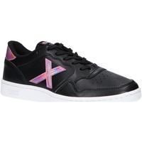 Scarpe Bambina Sneakers basse Munich 1441012 ARROW Negro
