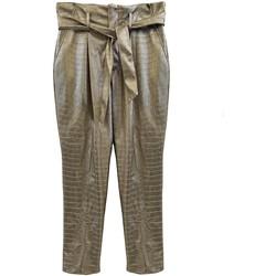 Abbigliamento Donna Pantaloni morbidi / Pantaloni alla zuava Mariuccia 4064 Multicolore