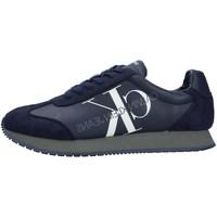 Scarpe Uomo Sneakers basse Calvin Klein Shoes b4s0716 Basse Uomo Blu Blu