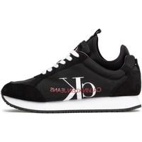 Scarpe Uomo Sneakers basse Calvin Klein Shoes b4s0737 Basse Uomo Nero Nero