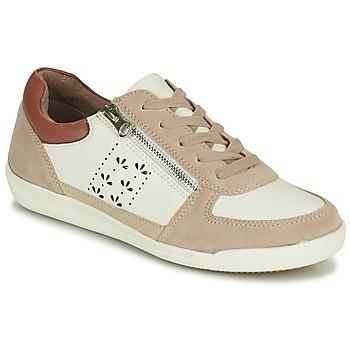 Scarpe Donna Sneakers basse Damart 68010 Bianco