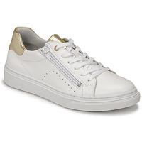 Scarpe Bambina Sneakers basse Bullboxer AOP000E5L-WHPN Bianco