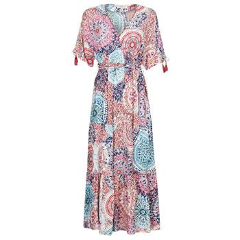 Abbigliamento Donna Abiti lunghi Derhy STOP Multicolore