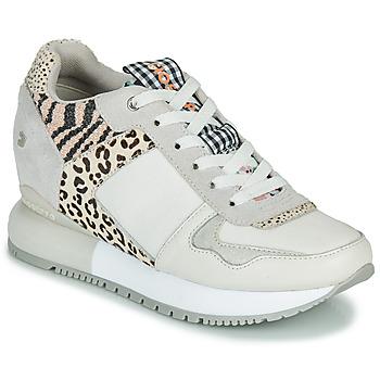 Scarpe Donna Sneakers basse Gioseppo OVERLAND Bianco / Nero