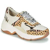 Scarpe Donna Sneakers basse Gioseppo FORMIA Bianco / Leopard