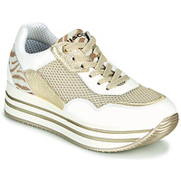 Scarpe Donna Sneakers basse IgI&CO ALMINTA Bianco / Oro