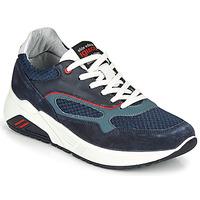 Scarpe Uomo Sneakers basse IgI&CO COCULA Marine / Rosso