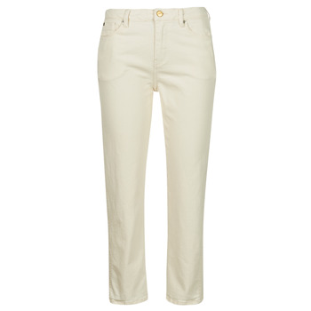 Abbigliamento Donna Jeans slim Pepe jeans DION 7/8 Ecru / Wi5
