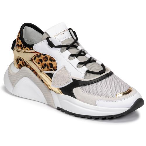 Scarpe Donna Sneakers basse Philippe Model EZE Multicolore