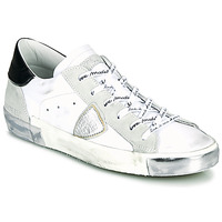 Scarpe Donna Sneakers basse Philippe Model PARIS Bianco