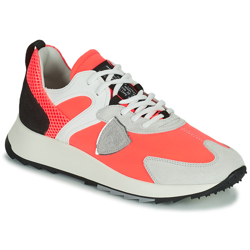Scarpe Donna Sneakers basse Philippe Model ROYALE Corail
