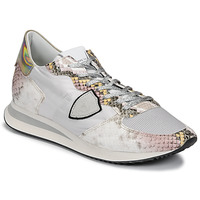 Scarpe Donna Sneakers basse Philippe Model TROPEZ X Multicolore