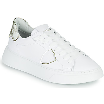 Scarpe Donna Sneakers basse Philippe Model TEMPLE Bianco